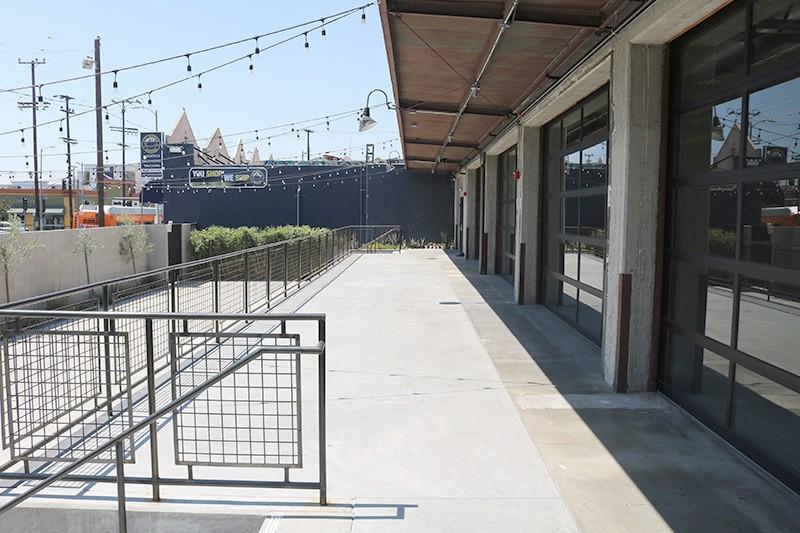 61. Courtyard
