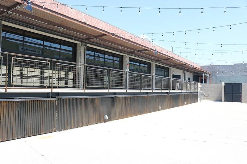 65. Courtyard