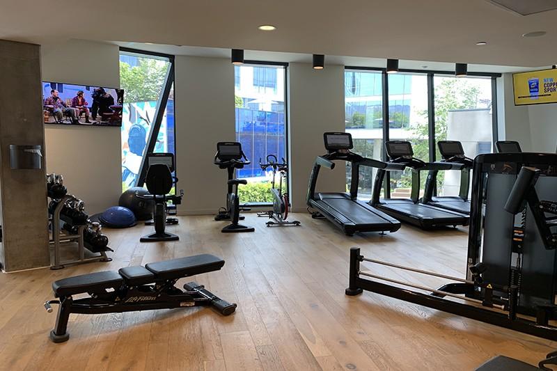 34. Gym