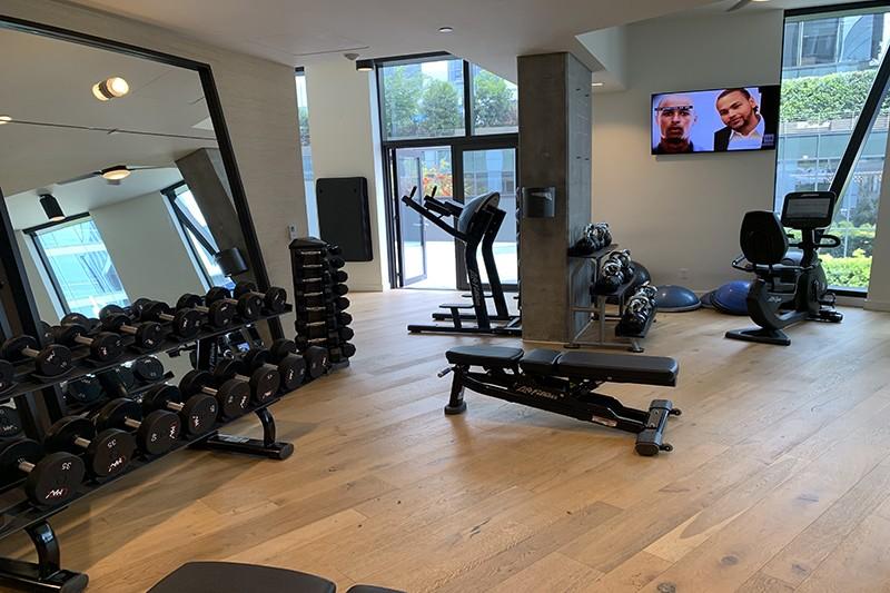 40. Gym
