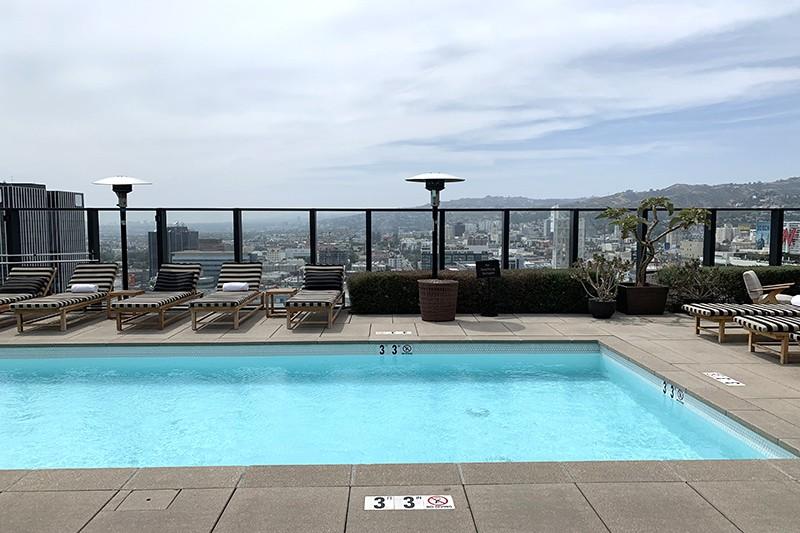 92. Rooftop Pool