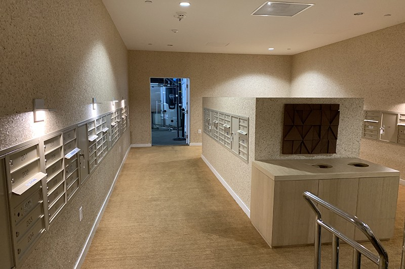28. Mail Room
