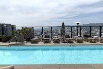 100. Rooftop Pool