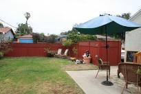 33. Backyard