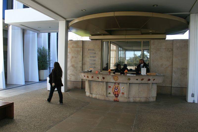 17. Courtyard Lobby