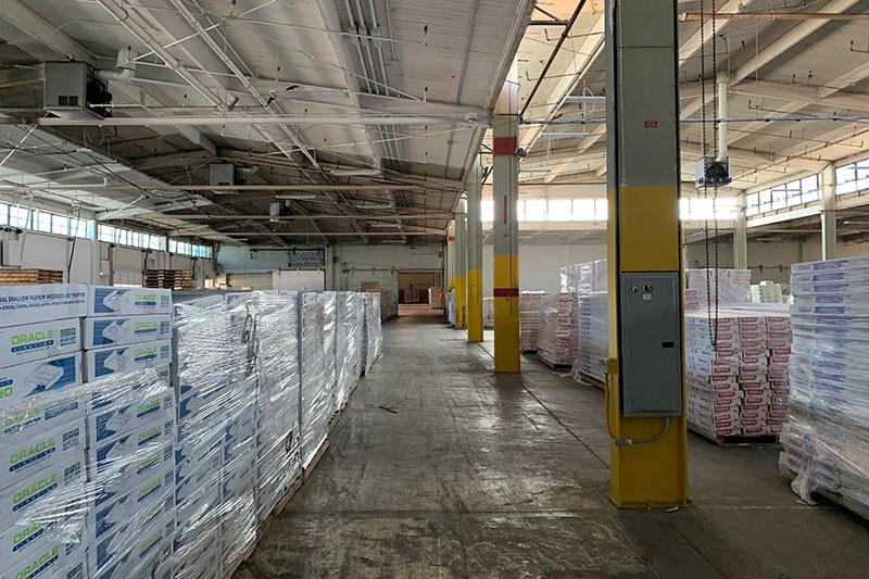 35. Warehouse 1