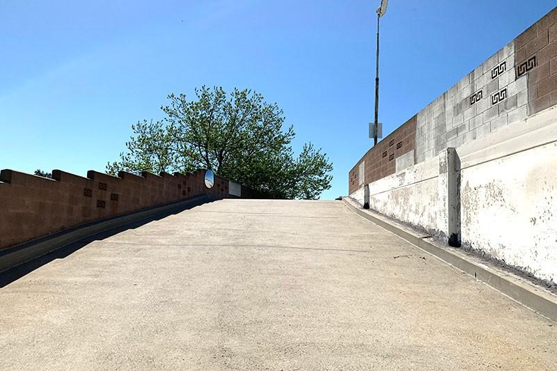 64. Rooftop Parking