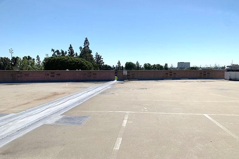 70. Rooftop Parking
