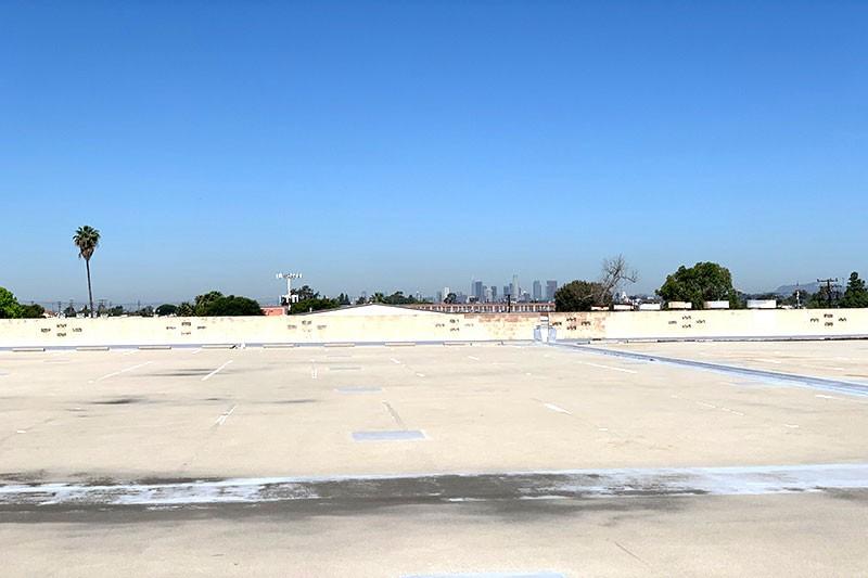 72. Rooftop Parking