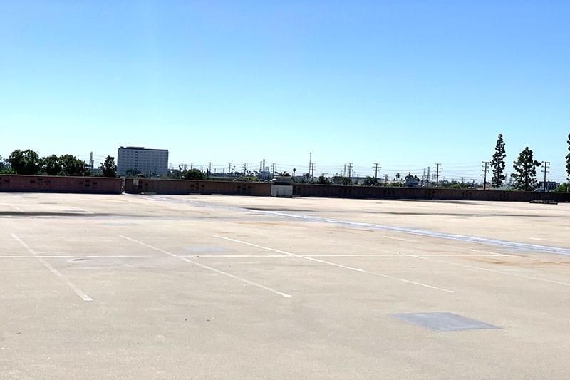 74. Rooftop Parking
