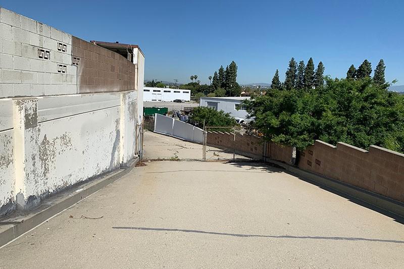 76. Rooftop Parking