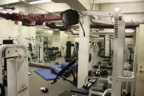 15. Basement Gym