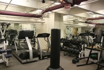 16. Basement Gym