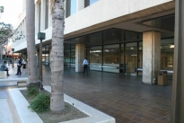 20. Rear Plaza