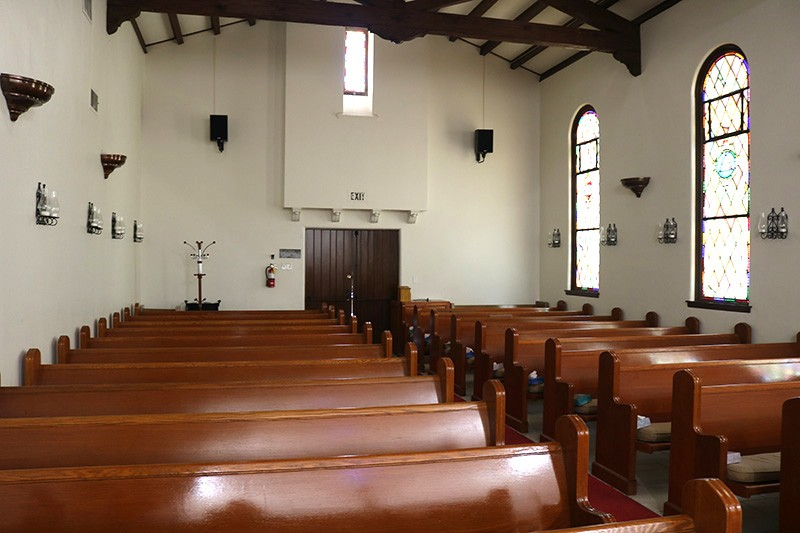 25. Chapel