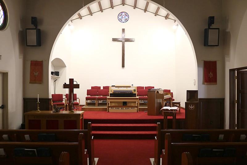28. Chapel