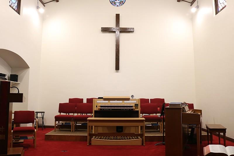 29. Chapel