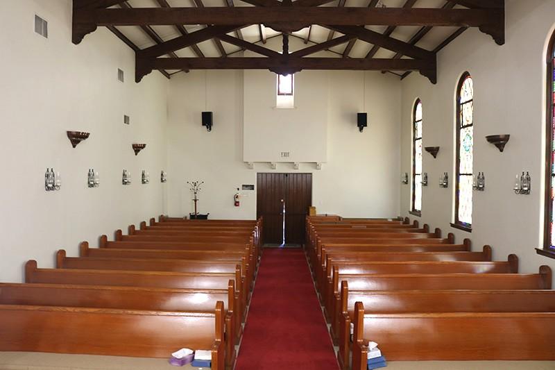 22. Chapel