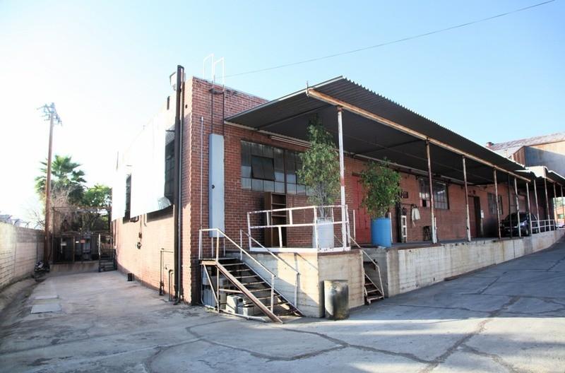 72. East Loading Dock