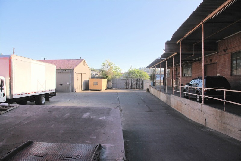 77. East Loading Dock