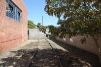 20. W. Rear Yard  & RR Tracks