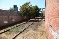 21. W. Rear Yard  & RR Tracks