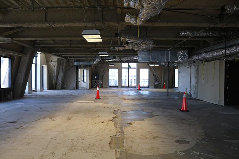 44. Twenty Fourth Floor
