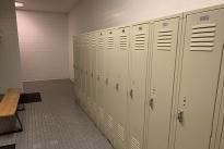 60. Locker Room
