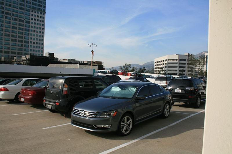 52. Parking Structure