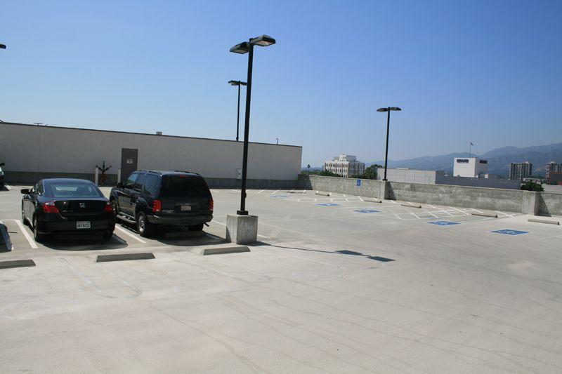 56. Parking Garage