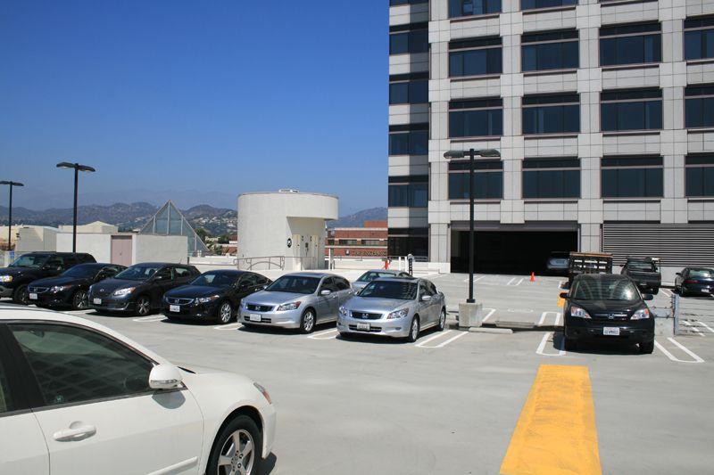 57. Parking Garage