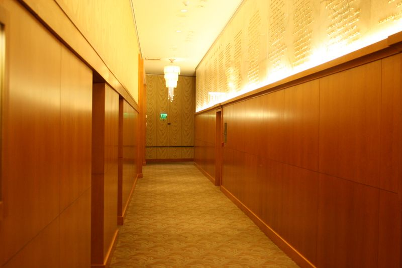 11. Fifth Floor Hallway