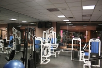 45. Second Floor Gym