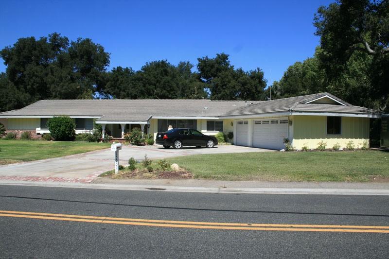 Live Oak Residence