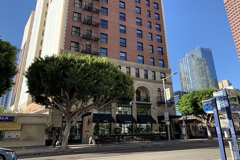 Hotel Figueroa