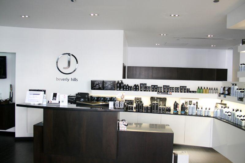 8. Interior Salon