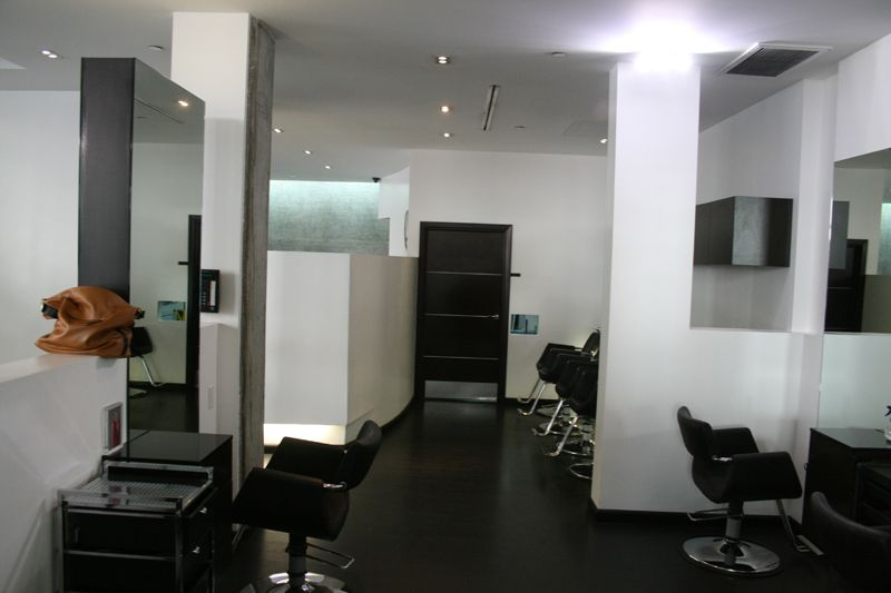 18. Interior Salon