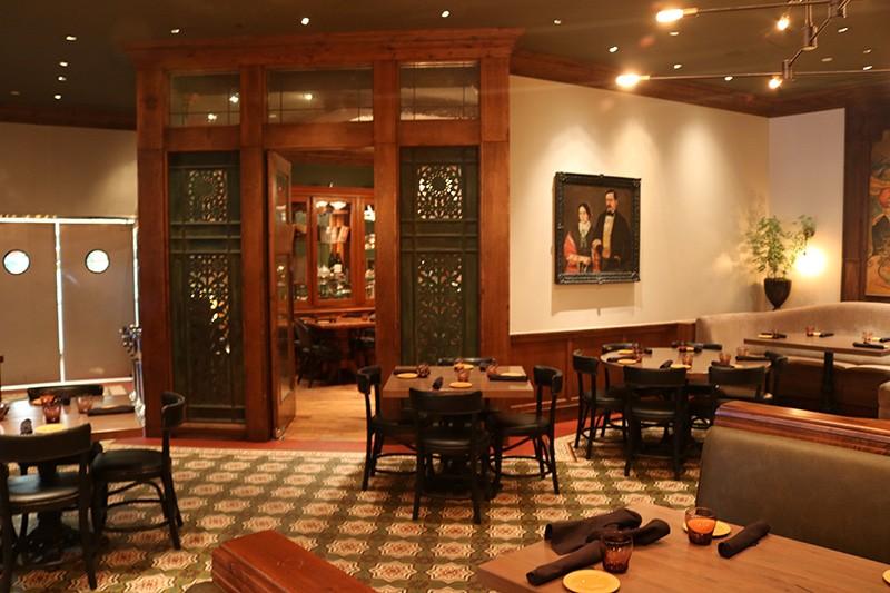 30. Restaurant