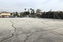 13. East Parking Lot