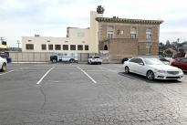 19. West Parking Lot
