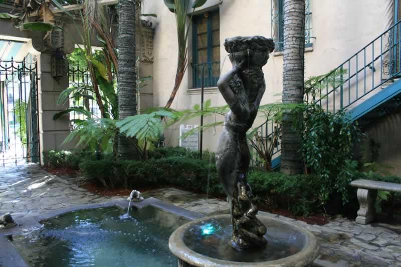 8. Courtyard