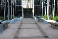 33. Plaza Courtyard