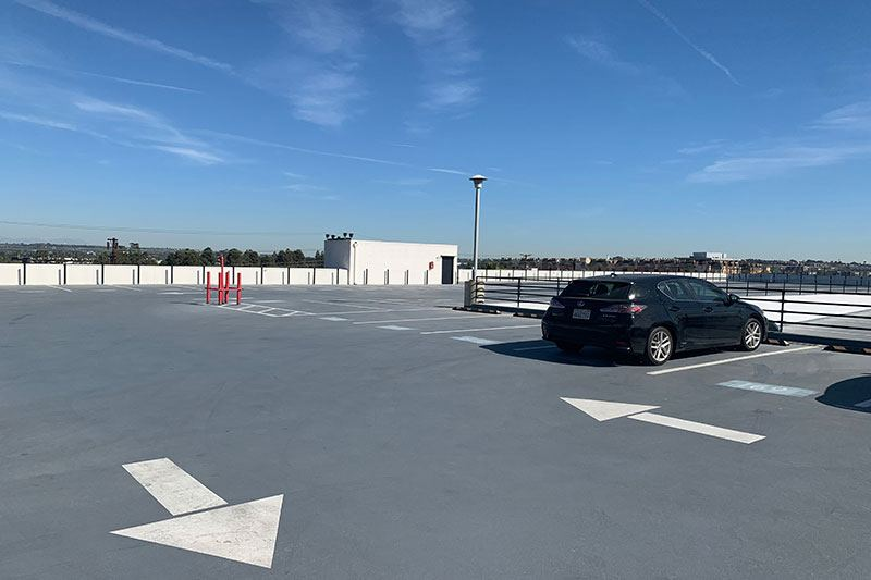 45. Parking Structure