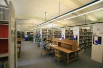24. Cecilia Hall Library