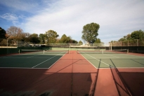 4. Tennis Courts