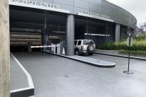 22. Parking Entrance