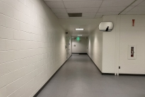 134. Back Hallway
