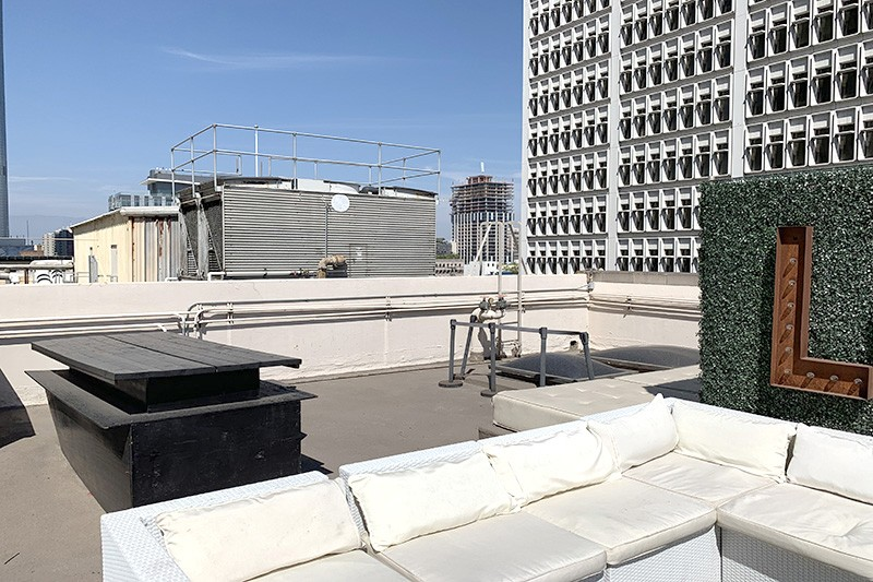 127. Penthouse Roof