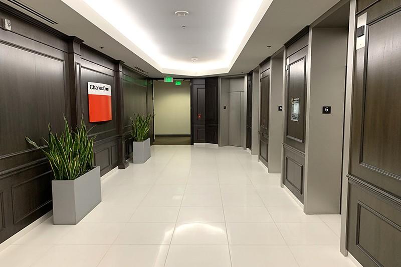38. Sixth Floor