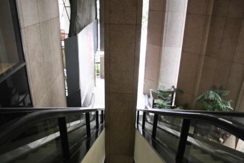 7. Escalator